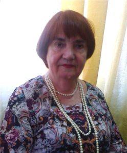Голубева Людмила Кузьминична