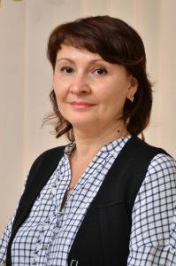 Мясищева Тамара Николаевна